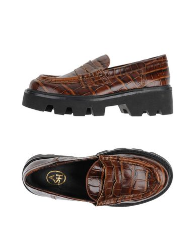 Ash Loafers In Cocoa