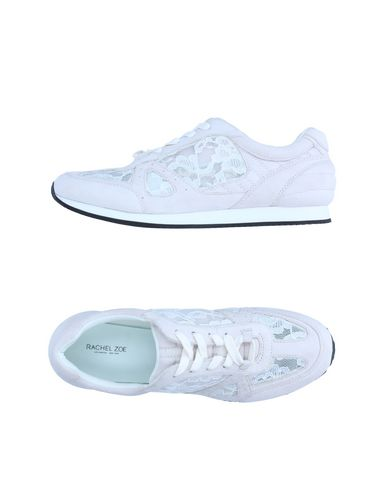 Rachel Zoe Sneakers In Ivory