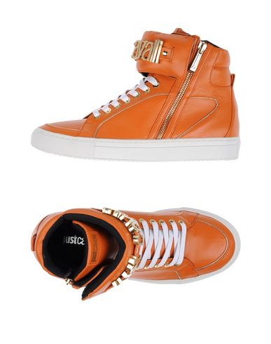 Just Cavalli Sneakers In Orange