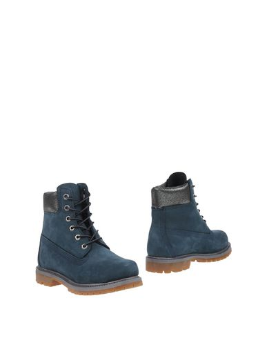 Timberland Ankle Boots In Blue