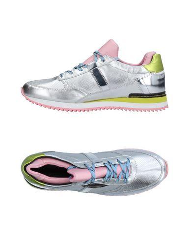 Dolce & Gabbana Sneakers In Silver