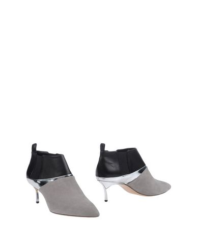 Casadei Ankle Boot In Grey