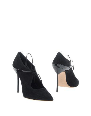Casadei Booties In Black