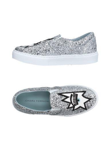 Chiara Ferragni Sneakers In Silver