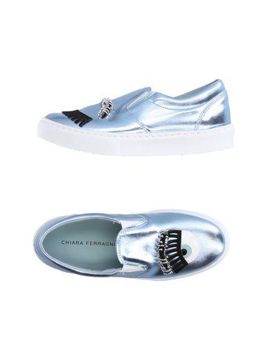 Chiara Ferragni Sneakers In Sky Blue