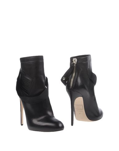 Dsquared2 Ankle Boots In Black