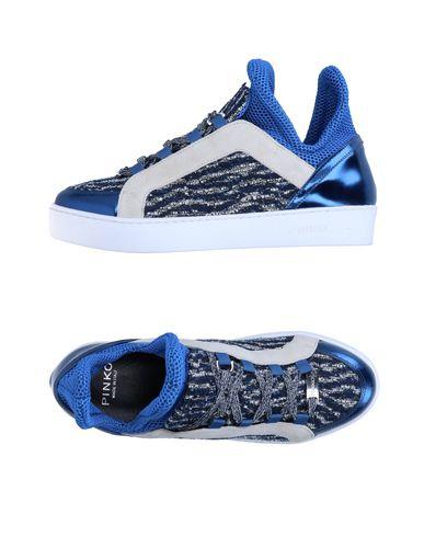 Pinko Sneakers In Dark Blue