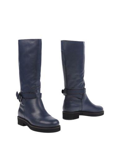 Jil Sander Boots In Dark Blue
