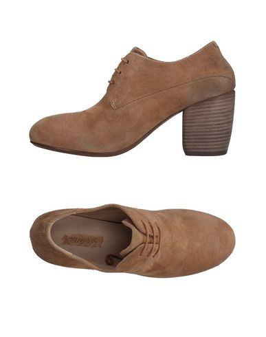MarsÈll Lace-up Shoes In Camel