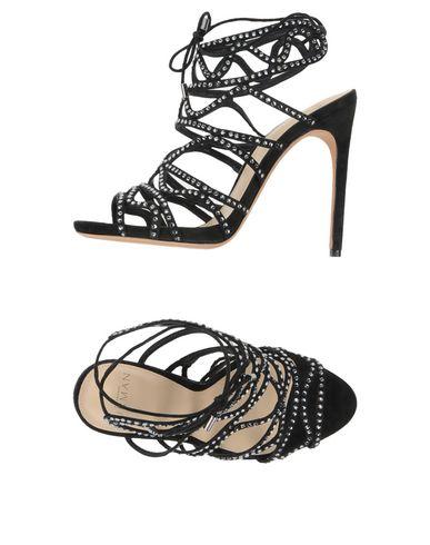 Alexandre Birman Sandals In Black