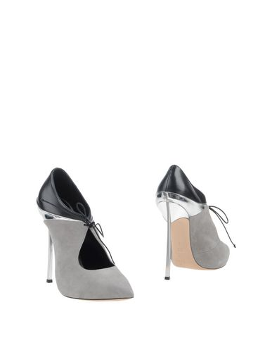 Casadei Booties In Light Grey