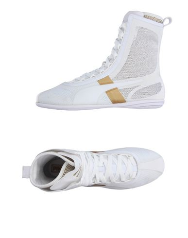 Puma Sneakers In White