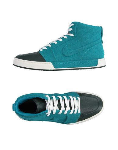 Nike Sneakers In Deep Jade