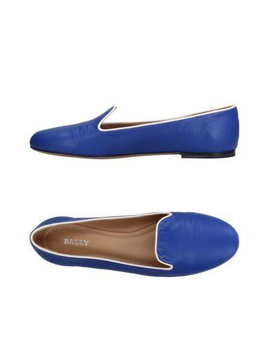 Bally Loafers In Blue