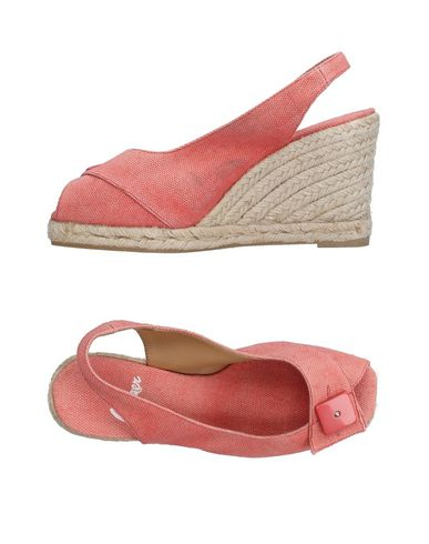 CastaÑer Sandals In Salmon Pink