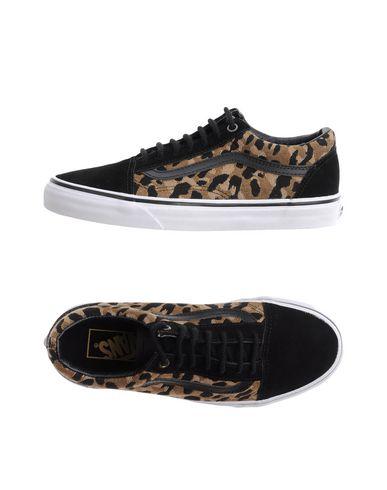 Vans Sneakers In Black