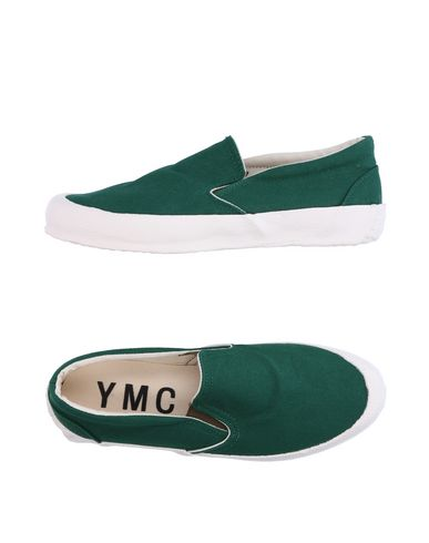 Ymc You Must Create Sneakers In Green