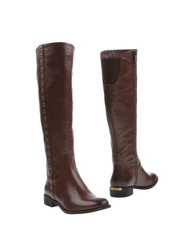 Michael Michael Kors Boots In Cocoa