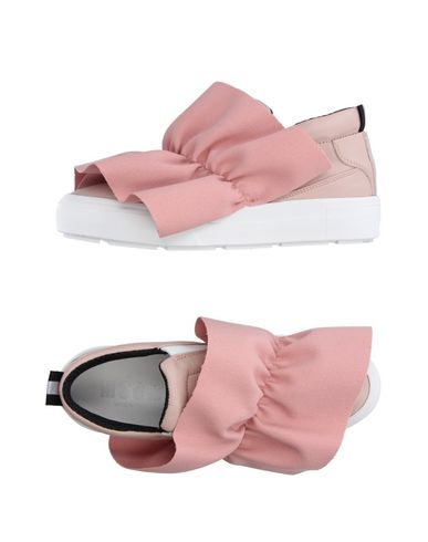 Msgm Sneakers In Light Pink
