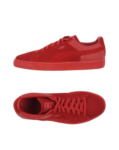 Puma Sneakers In Red