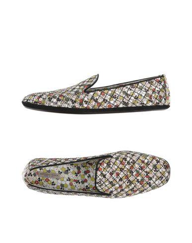 Bottega Veneta Loafers In White