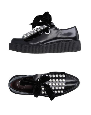 Marc By Marc Jacobs Laced Shoes In Black