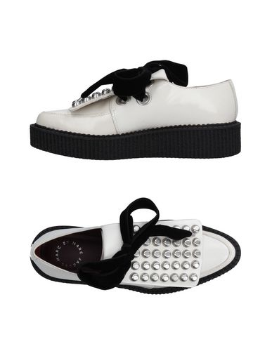 Marc By Marc Jacobs Laced Shoes In Ivory