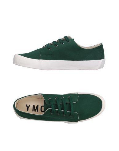 Ymc You Must Create Sneakers In Green