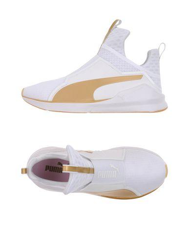 Puma Sneakers In White