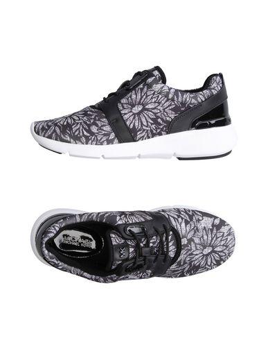 Michael Michael Kors Sneakers In Black