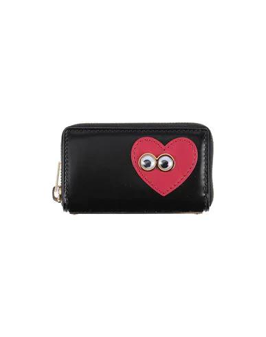 Sophie Hulme Wallet In Black