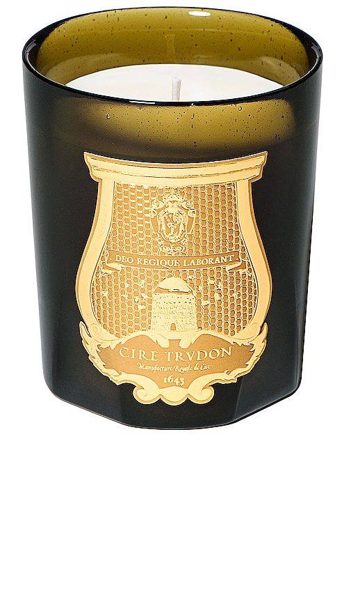 Cire Trudon Ernesto Classic Scented Candle In Leather And Tobacco