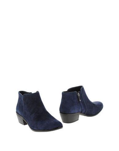 Sam Edelman Ankle Boots In Dark Blue