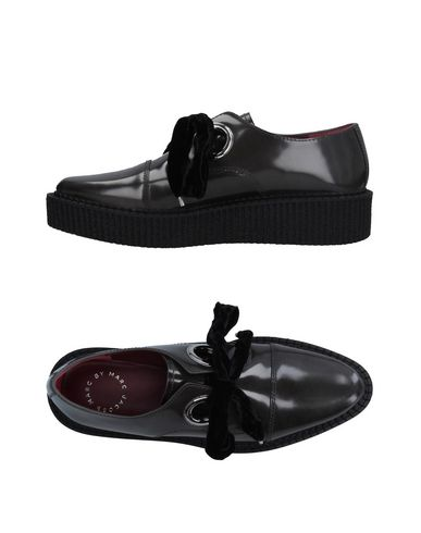 Marc By Marc Jacobs Laced Shoes In Grey