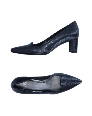 Stuart Weitzman Loafers In Dark Blue