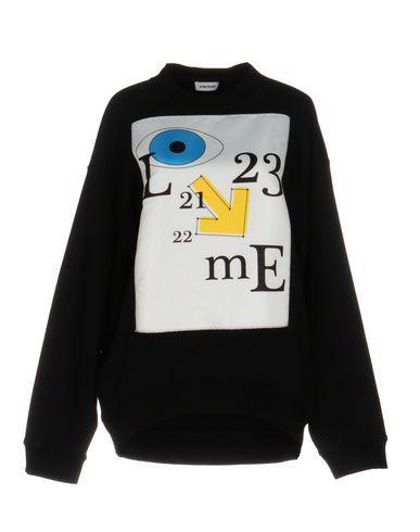 Au Jour Le Jour Sweatshirts In Black