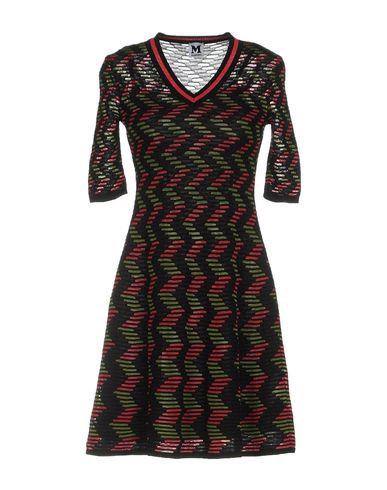 M Missoni Short Dresses In Military Green