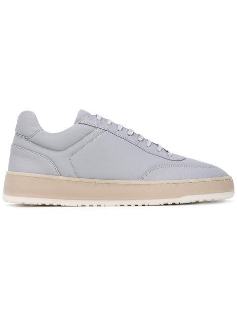 Etq. Low-top Platform Sneakers - Grey