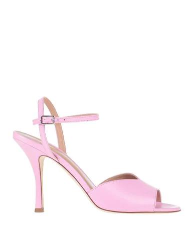 Erika Cavallini Sandals In Pink