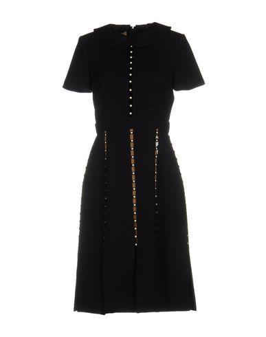 Michael Kors Evening Dress In Dark Blue
