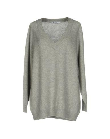 T By Alexander Wang Sweater In Light Grey
