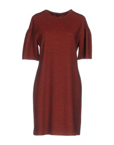 Pinko Short Dress In Red