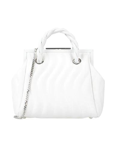 Blumarine Handbag In White