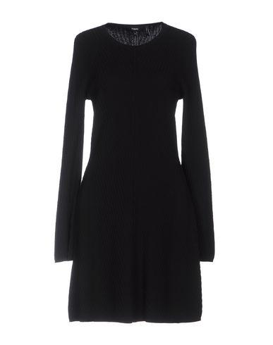 Theory Short Dress In Black