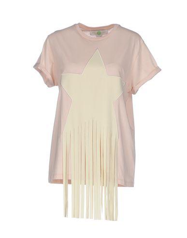 Stella Mccartney T-shirt In Light Pink