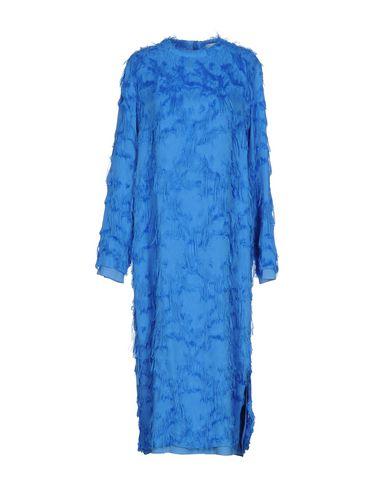 Carven 3/4 Length Dresses In Blue