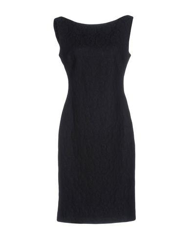 Boutique Moschino Short Dresses In Black