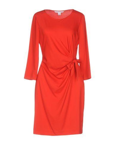 Diane Von Furstenberg Short Dress In Red
