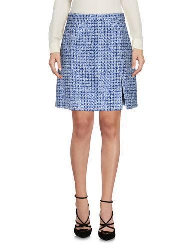 Michael Kors Knee Length Skirts In Azure