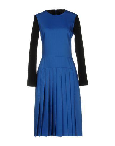 Jil Sander Knee-length Dress In Azure